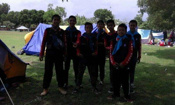 peserta dalam PMR
