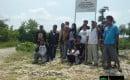 peserta penanaman pohon di goa sentono