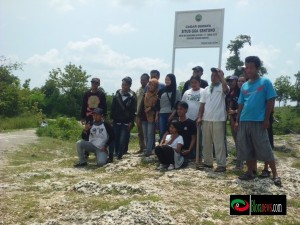 FPSB BLORA : TANAM POHON DEMI WARISAN SEJARAH DAN BUDAYA