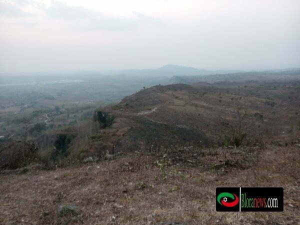 kelestarian alam gunung mundri