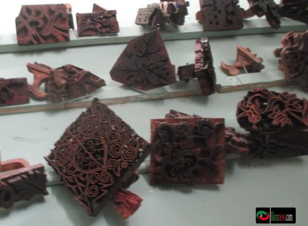 alat produksi batik blora