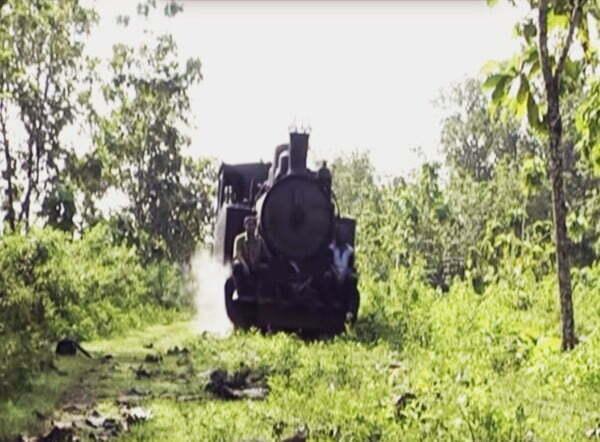 lokomotif gubug payung