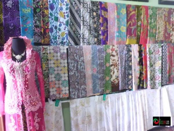 koleksi batik blora