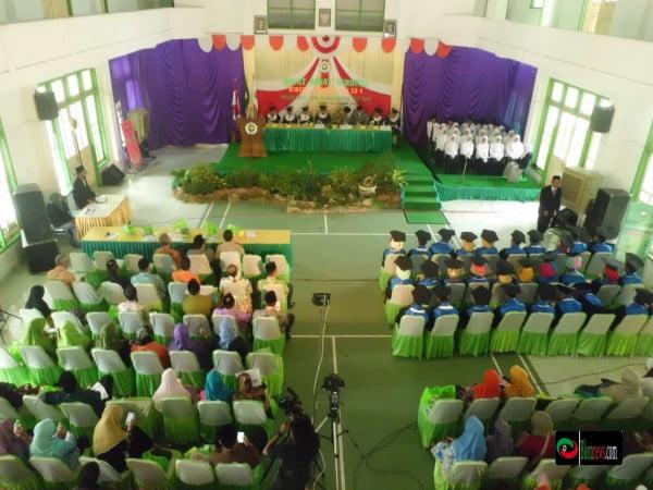Hadirin wisuda STAI KHO