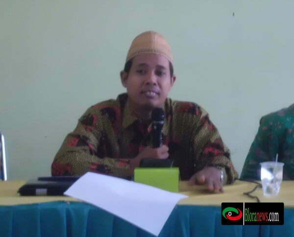 Dr. Islah Gusmian kuliah terbuka
