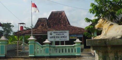 kantor desa jatirejo