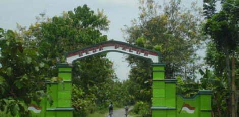 desa palon kecamatan jepon