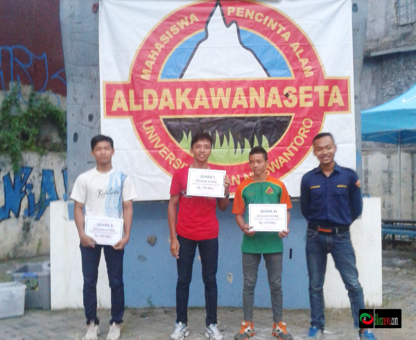pelajar blora juara binus fest 2016