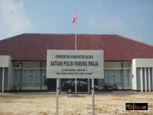Kantor pol pp kab. Blora