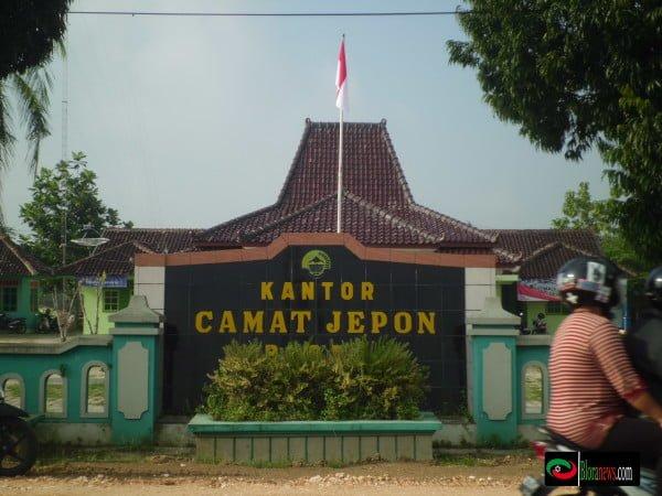 kantor kecamatan jepon kab.blora