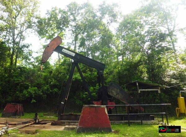 tambang minyak modern milik pertamina