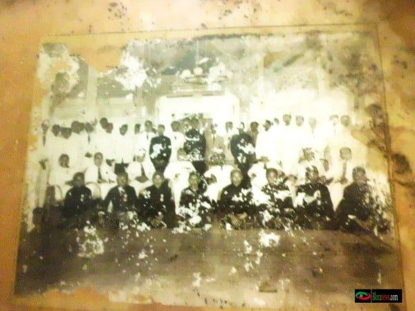 Foto peninggalan langlang yudho