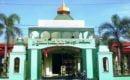 Gapura Masjid baitunnur Blora