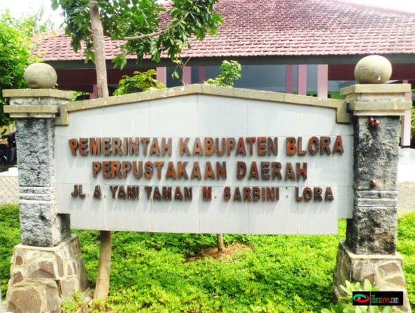 Kantor Perpustakaan dan Arsip Daerah