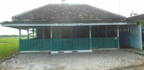 masjid tanpa nama