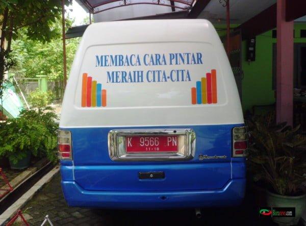 Mobil KPAD Blora