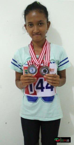 pemenang paralimpik