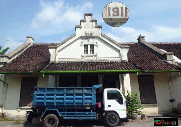 Kantor pegadaian Ngawen Blora sebagai bangunan peninggalan kolonial