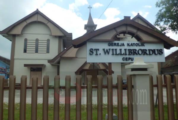 Gereja Santo Willibrordus