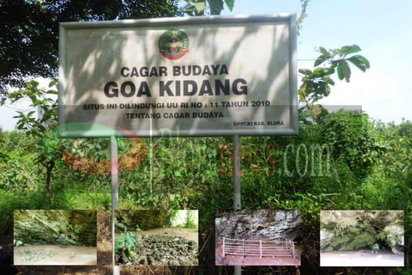 Goa kidang Blora
