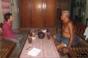 ROMO SIRAN DARI NGREJENG : SESEPUH BUDDHA PENJAGA PANCASILA