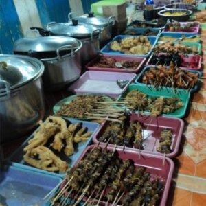pasar jepon blora (kuliner