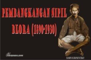 SAMIN SUROSENTIKO (1859-1930) : PANEMBAHAN SURYANGALAM DARI PLOSO KEDIREN