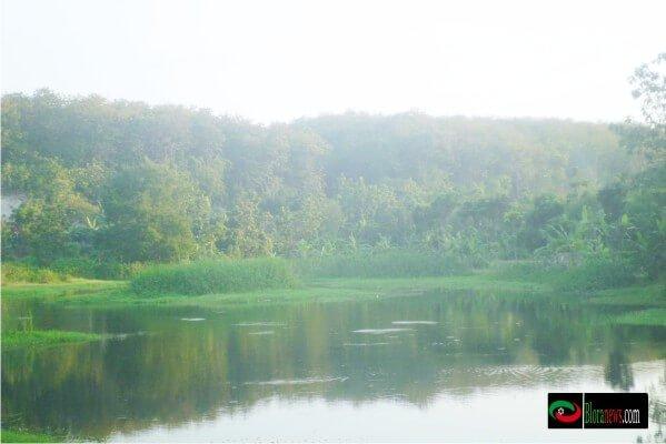 bendungan jegong kecamatan jati blora