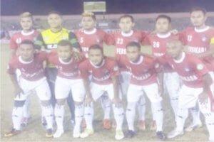 LAGA TANDANG, LASKAR ARYO PENANGSANG GILAS PERSEBI BOYOLALI 3-1
