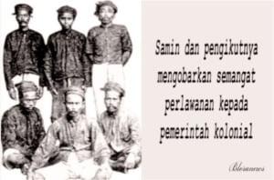 SAMIN SUROSENTIKO (1859-1930) : PEMBANGKANGAN RAKYAT MELAWAN PENINDASAN KOLONIAL