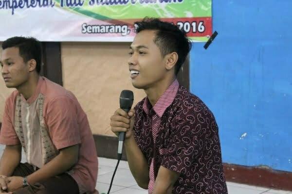 Ali azka ramadani mahasiswa dari blora