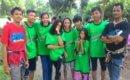Kontingen panjat tebing Blora dalam Kejuaraan Panjat Tebing Provinsi Jateng