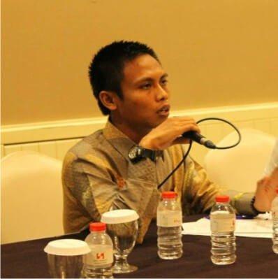 Hamdan mantan ketua PC PMII BLORA