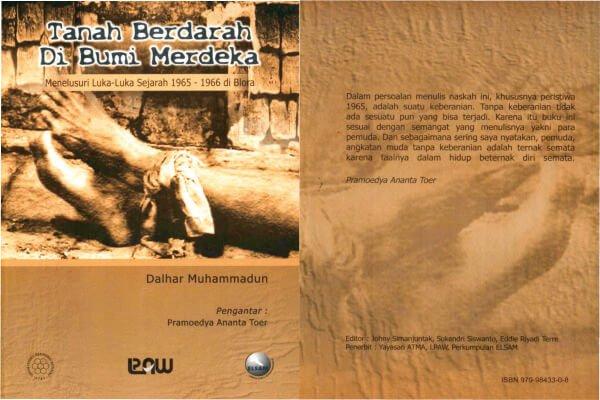 BUKU TANAH BERDARAH