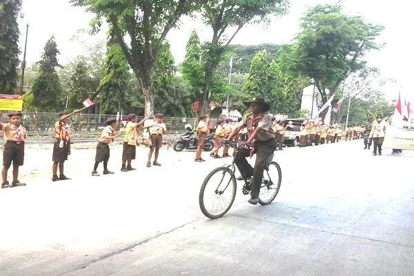 PRAMUKA ONLINE INDONESIA