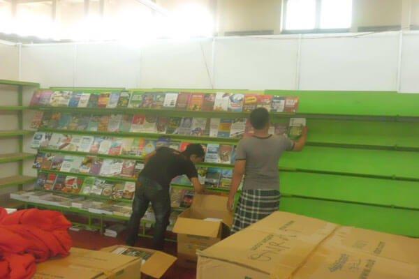 pameran buku murah