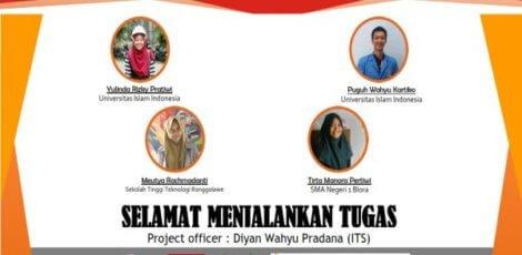 Pundi Amal Pemuda Indonesia segera membentuk tim PAPI Go Global dengan Project Officer