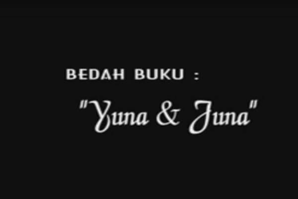 Bedah Buku Novel Yuna dan Juna