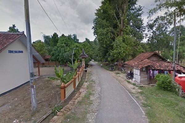 Desa Bleboh kecamatan Jiken