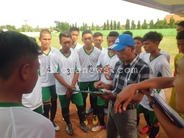 MATRUKAN MATANGKAN STRATEGI PERSIKABA JUNIOR