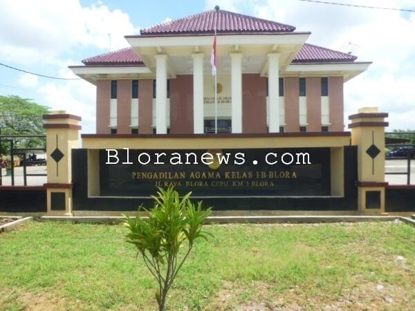 Kantor pengadilan agama Blora