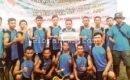 Atlet Perahu Naga Blora