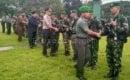 PRAJURIT TNI YONIF 410 ALUGORO DITUGASKAN KE PERBATASAN