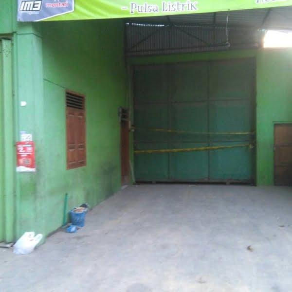 lokasi penemuan penimbunan gula ilegal