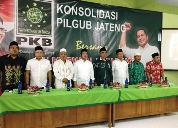 INI ALASAN MARWAN JAFAR MAJU SEBAGAI CAGUB DI PILKADA JATENG 2018
