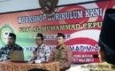 HADAPAI PERSAINGAN GLOBAL, 70 DOSEN STAI ALMUHAMMAD WORKSHOP KKNI