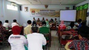 KPU BLORA : PENELITIAN  ADMINISTRASI PARPOL DIMULAI TANGGAL 17 OKTOBER 2017