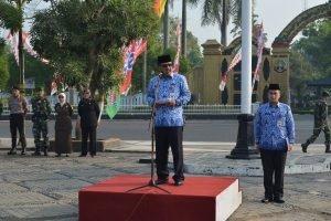 APEL TNI – POLRI : PILKADA DAMAI, MASYARAKAT NYAMAN