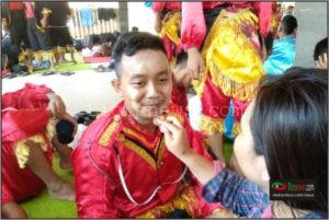 SORENG LODRA RAIH JUARA KEDUA DALAM PARADE SENI DAN BUDAYA JATENG 2018