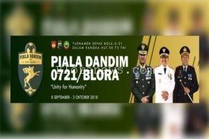 AKSI PANGGUNG JIHAN AUDY AKAN MERIAHKAN HUT TNI KE- 73 DI BLORA